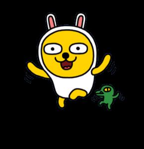 토끼_신난다